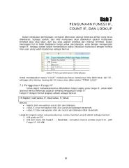 Fungsi MS Exel (IF, Count dll).pdf