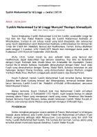 (Wafat 1345H) Syeikh Muhammad Sa'id Linggi.pdf