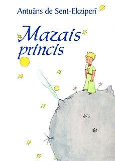 Mazais princis - Antuans de Sent-Ekziperi.fb2
