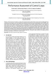 Performance Assessment of Control Loops.pdf