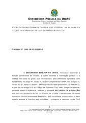 ACP - recurso de apelação - PRF[1].doc
