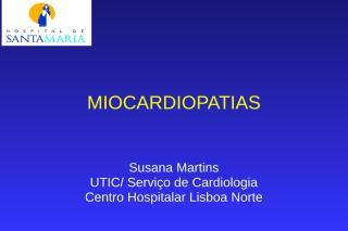 Miocardiopatias 2009.ppt