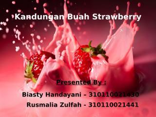 kandungan buah strawberry.pptx