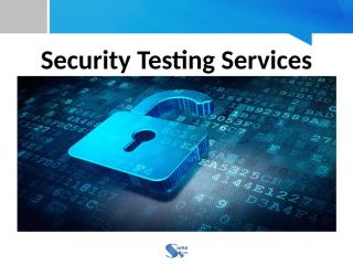 Security testing services.ppt
