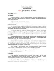 20100428 - Estudo de Células - Qual é a tua - Parte 2.doc