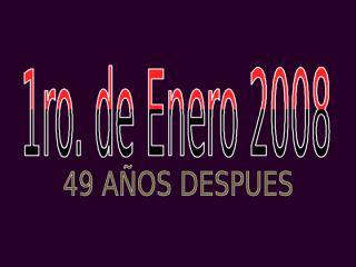 1959-2008 Cuba.pps