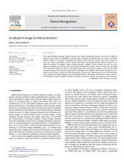 An adaptiveimageEuclideandistance.pdf