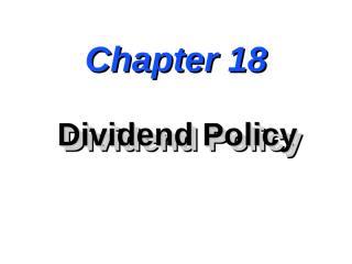 dividend new (1).ppt