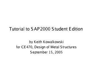 Sap2000 Tutorial.pdf