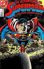 1987 - 38 - The Adventures of Superman #435  Por C.R.G.cbr