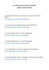 29 Vídeos Católicos Recentes.pdf