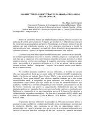 LOS LIMITES DE LA OBJETIVIDAD EN EL ABORDAJE DEL ABUSO SEXUAL INFANTIL.docx
