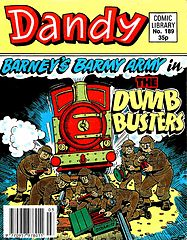Dandy Comic Library 189 - Barneys Barmy Army in The Dumb Busters (TGMG).cbz