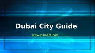 Dubai City Guide.pptx