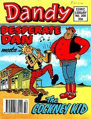Dandy Comic Library 200 - Desperate Dan meets The Cockney Kid (TGMG).cbz