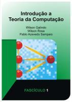 Introdução a Teoria da Computação (UFRPE).pdf