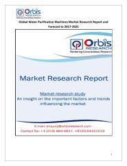 Global Water Purification Machines Market.pdf