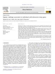 Hypoxic challenge OSA Ali Masood.pdf
