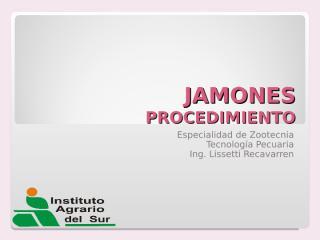 JAMONES mas 97.ppt